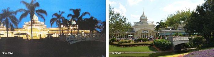 Disneyland Then and Now (145 pics)