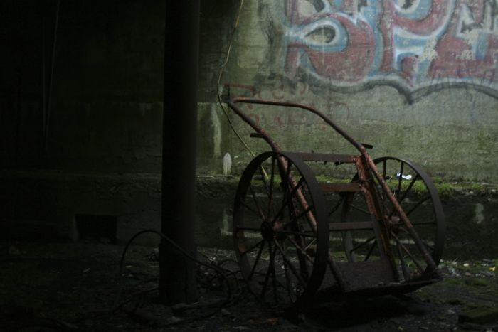 Photos of Abandoned Places (45 pics)