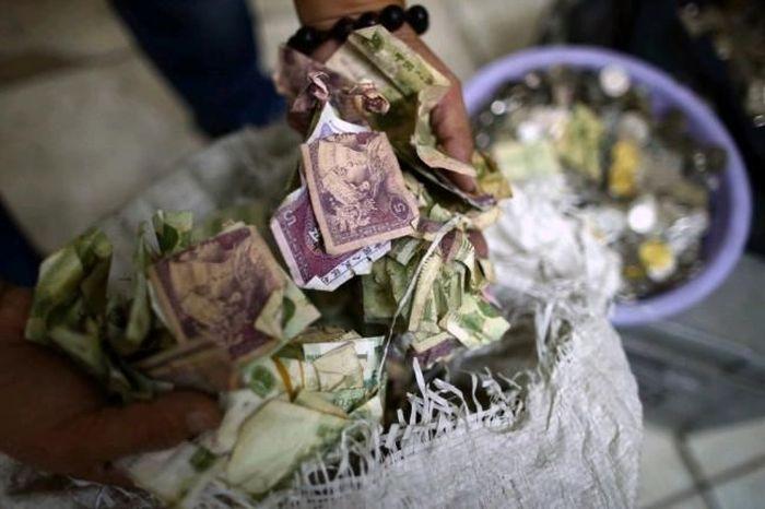Bus Ticket Money (7 pics)