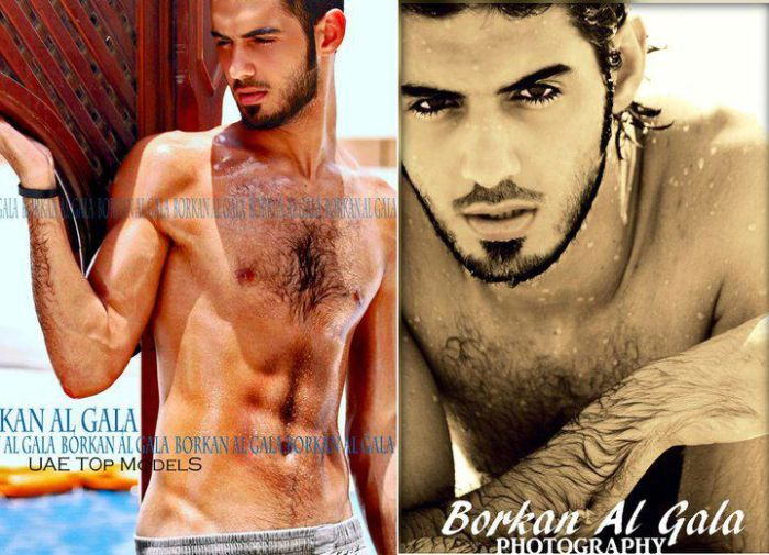 Omar Borkan Al Gala Was Deported for Being Too Sexy (17 pics)