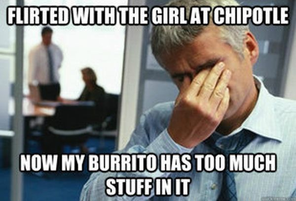 Male First World Problems (55 pics)