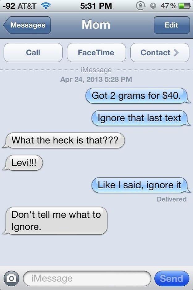 Trolling Your Parents (21 pics)