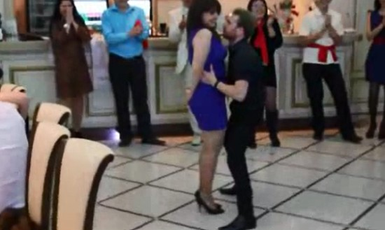 Dancing With Girl Like a Boss