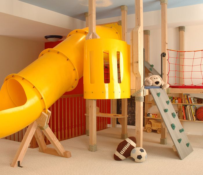 Awesome Kids Rooms (39 pics)