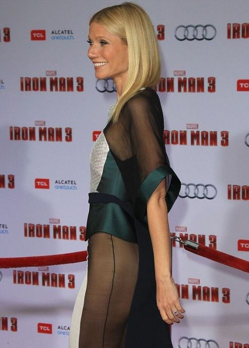 Gwyneth Paltrow's Sexy Dress (12 pics)