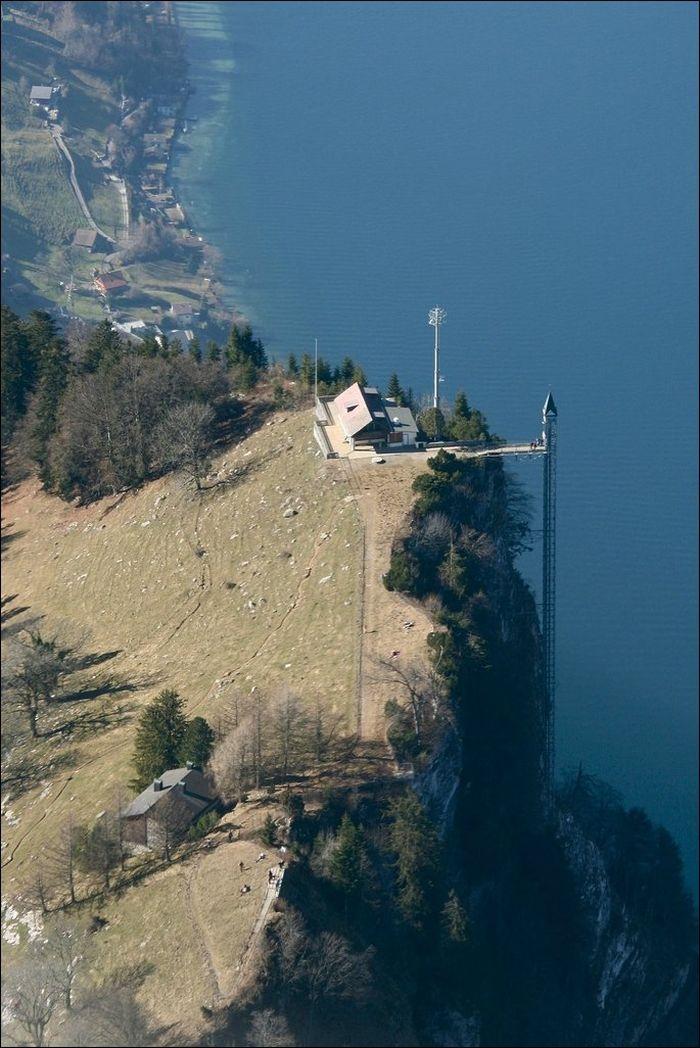 Hammetschwand Elevator (7 pics)