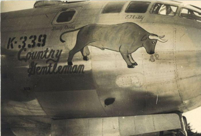 WWII Bomber Art (20 pics)