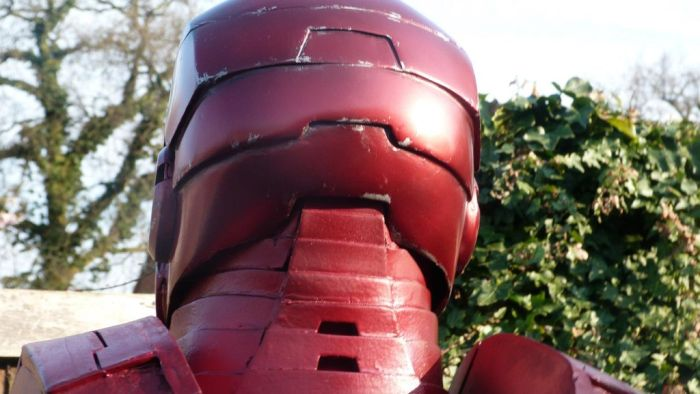 DIY Iron Man Suit (31 pics)