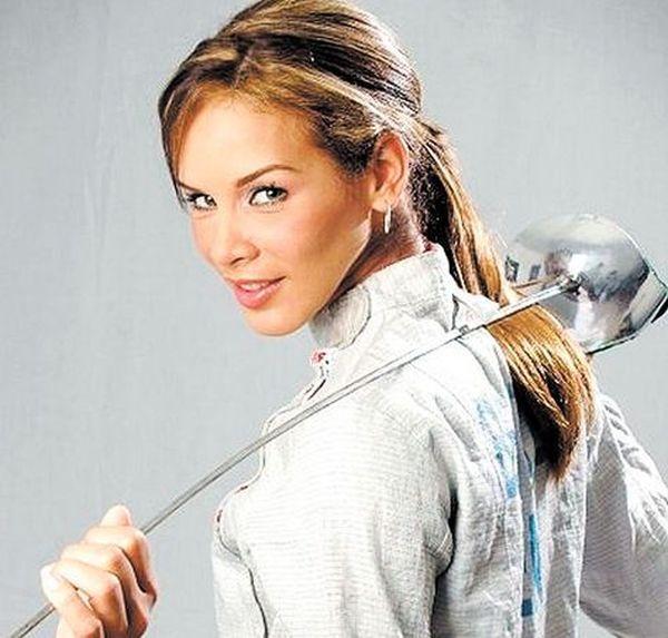 Alejandra Benitez Romero, Venezuela's New Sports Minister (9 pics)
