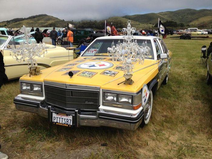 2013 Pacific Coast Dream Machines Show (60 pics)