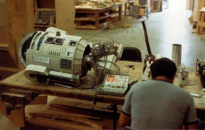 The Making of Star Wars (1977) (87 pics)