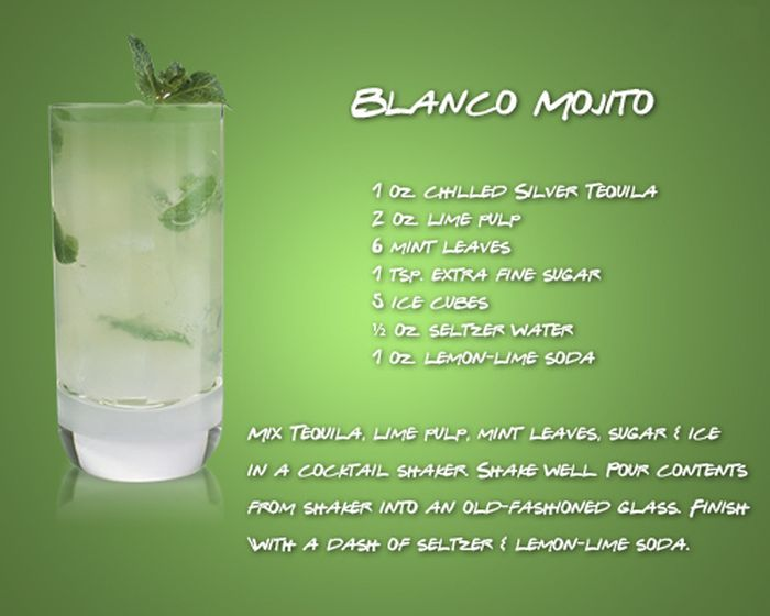 Great Ways to Drink Tequila (16 pics)