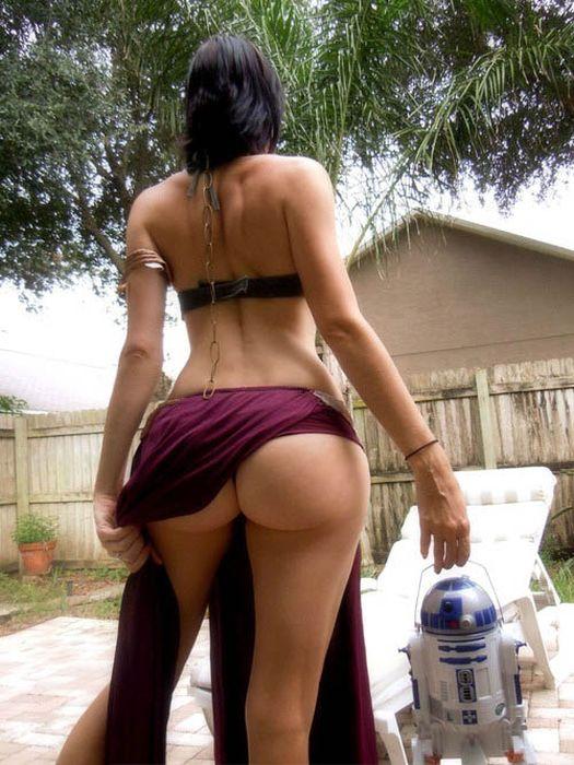 Sexy Star Wars Girls (50 pics)