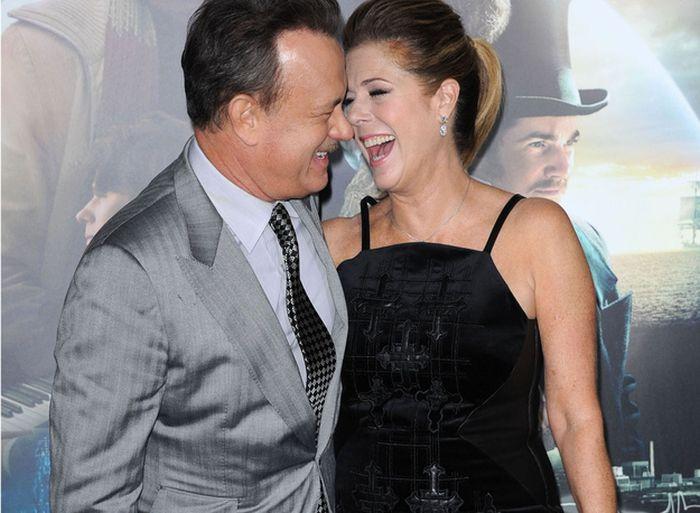 Tom Hanks And Rita Wilson 25 Years Later (25 pics)