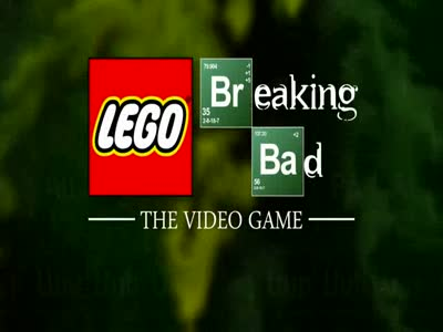 Cool LEGO Breaking Bad