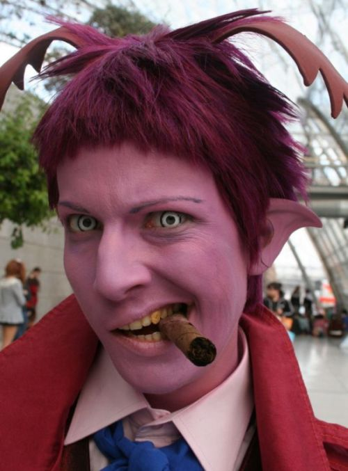 Cosplay at Leipziger Buchmesse 2013 (42 pics)