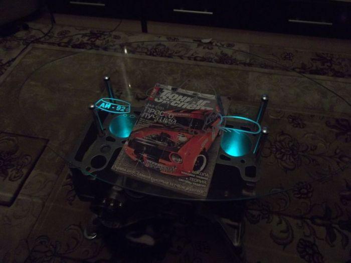 Engine Table (20 pics)
