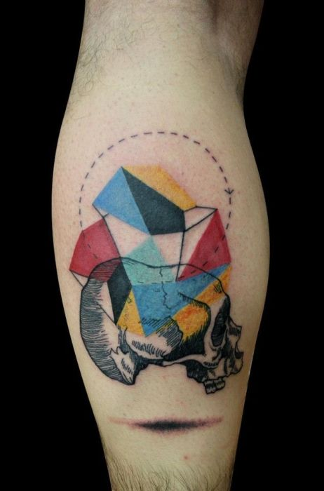 Tattoos Geométricos