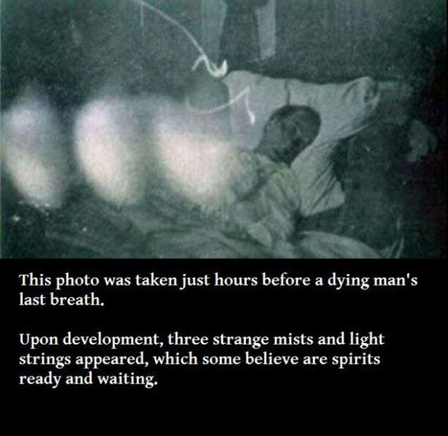 Ghost Photos (31 pics)