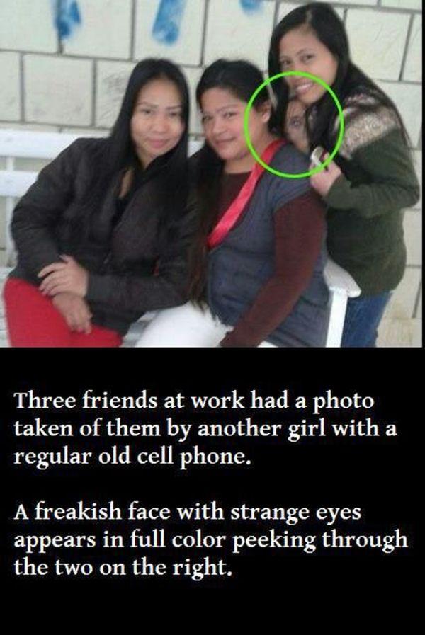 Ghost Photos (31 Pics