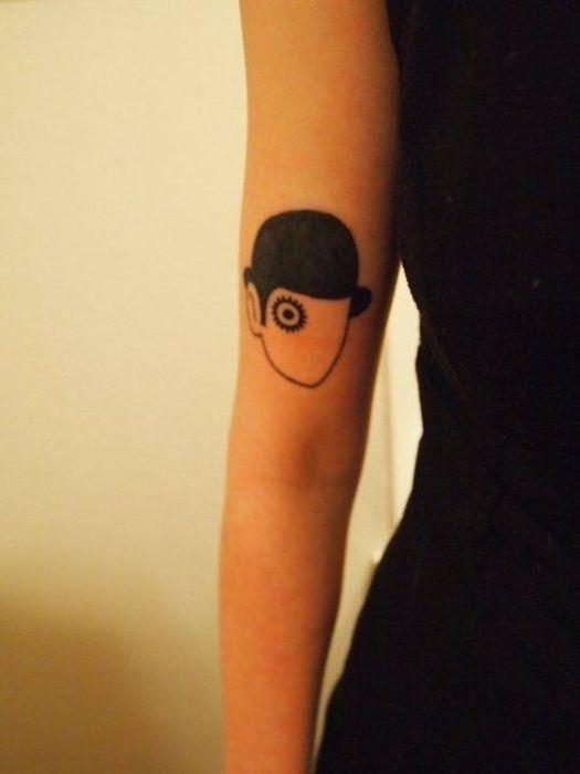 Book Tattoos (50 pics)