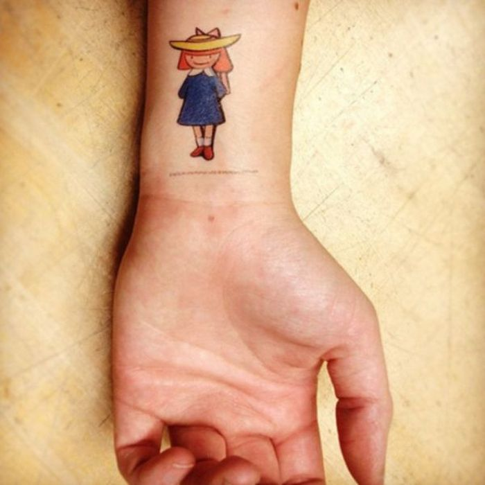 Book Tattoos (50 pics)