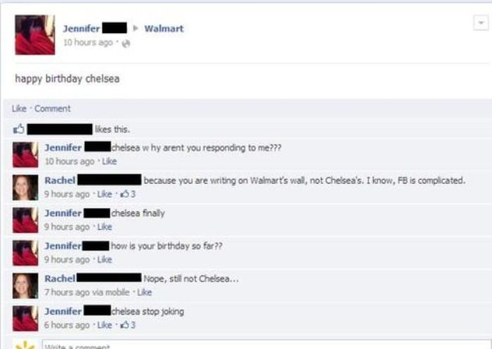 Dumb Stuff on Facebook (21 pics)