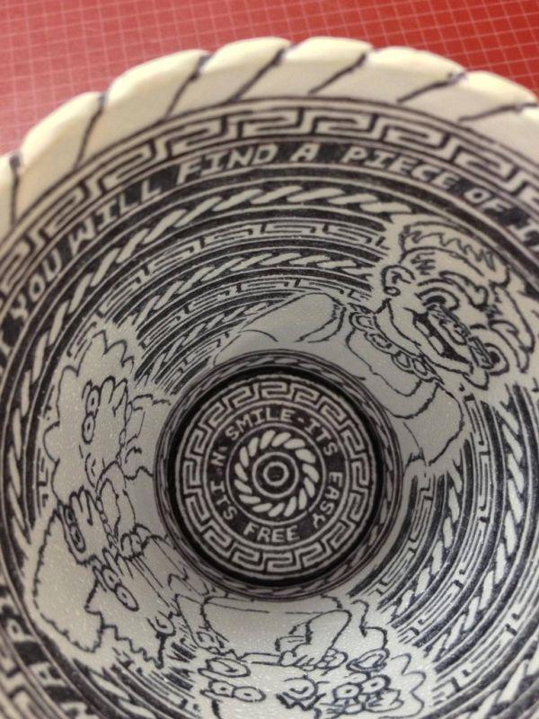 Cup Art (11 pics)