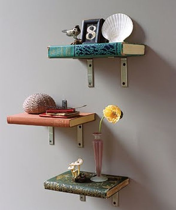 Creative Ways to Use Old Things (50 pics)