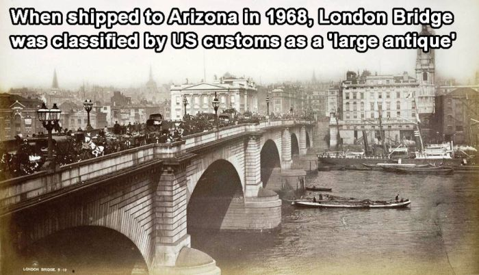 Unbelievable Facts About Britain (19 pics)