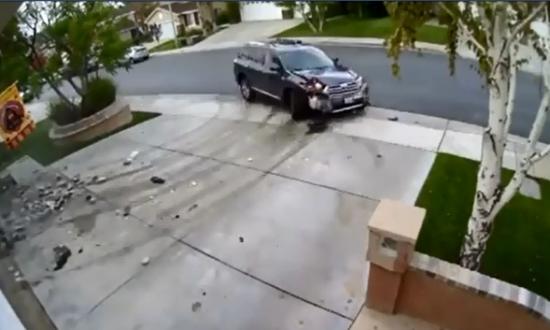 Strange Car Crash Compilation