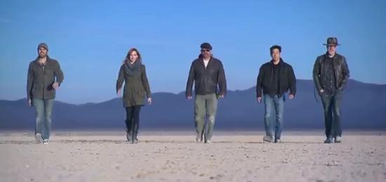 Mythbusters Celebrate The 10th Anniversary