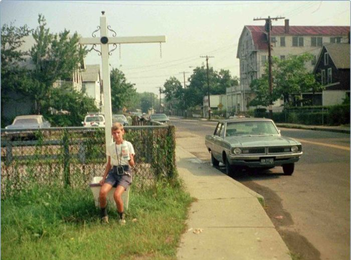 Connecticut in the '70s (54 pics)