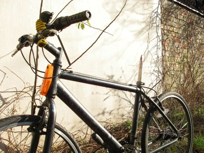 DIY Prank Bicycle (9 pics)