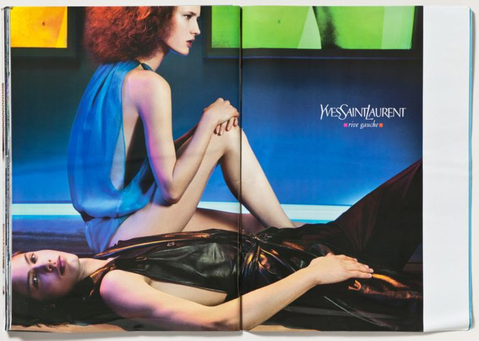 The Evolution of Yves Saint Laurent (43 pics)