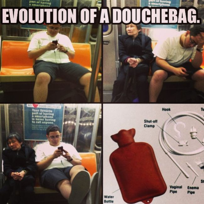 People Who Make Life in NYC Terrible (50 pics)