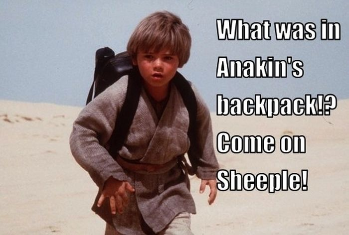 Star Wars Conspiracy Theories (23 pics)