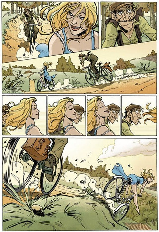 Ride of His Life (10 pics)