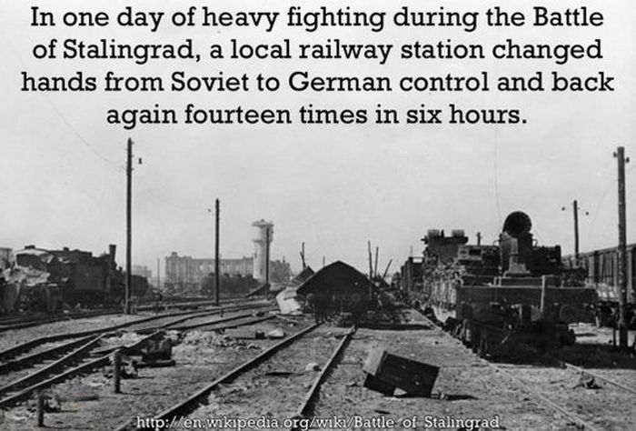 Surprising Historical Facts (33 pics)