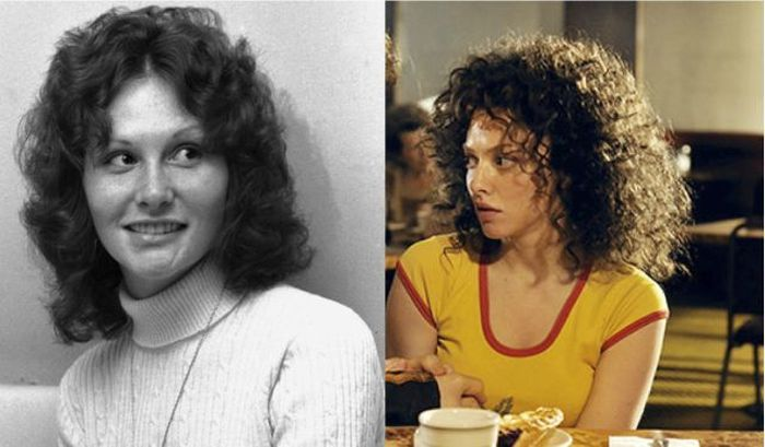 Biopic Film Actors Alongside Their Real-Life Equals (14 pics)