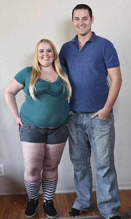 This Couple Has a Very Strange Fetish (16 pics)