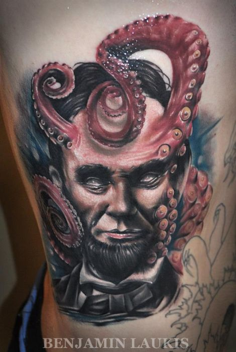Awesome Tattoos (63 pics)