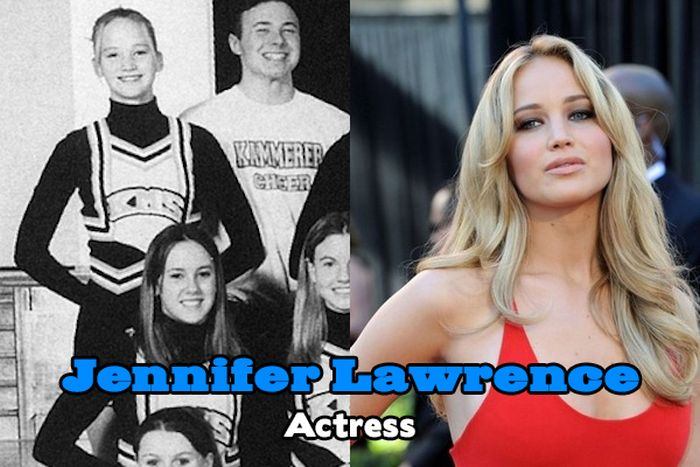 Celebrities Who Were Cheerleaders (40 pics)