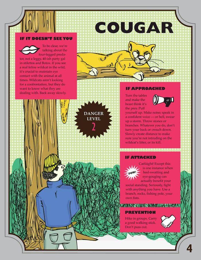 Funny Survival Guides (17 pics)