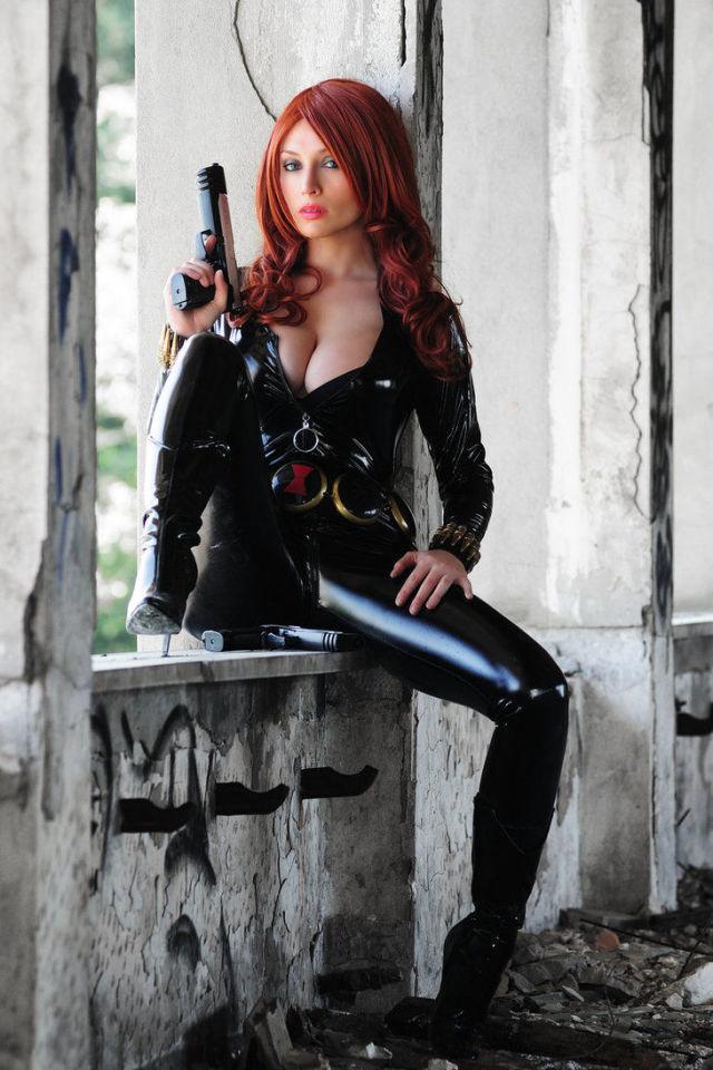 Italian Cosplay Model Giorgia Vecchini, aka Giorgia Cosplay (30 pics)