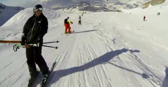 Unbelievable Ski Race