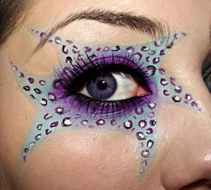 Beautiful Eye Makeup (21 pics)