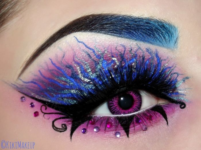 Beautiful Eye Makeup (21 pics)