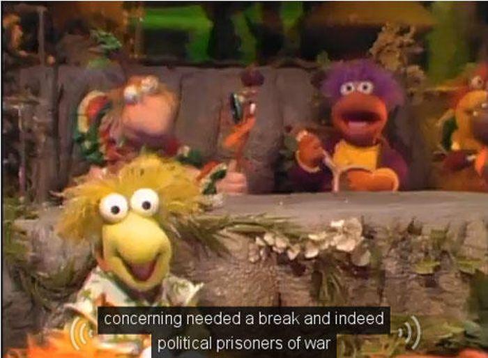 Funny TV Captions (22 pics)