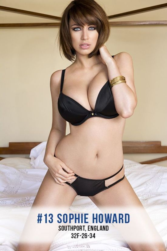 The Most Popular UK Glamour Models On The Web (50 pics)